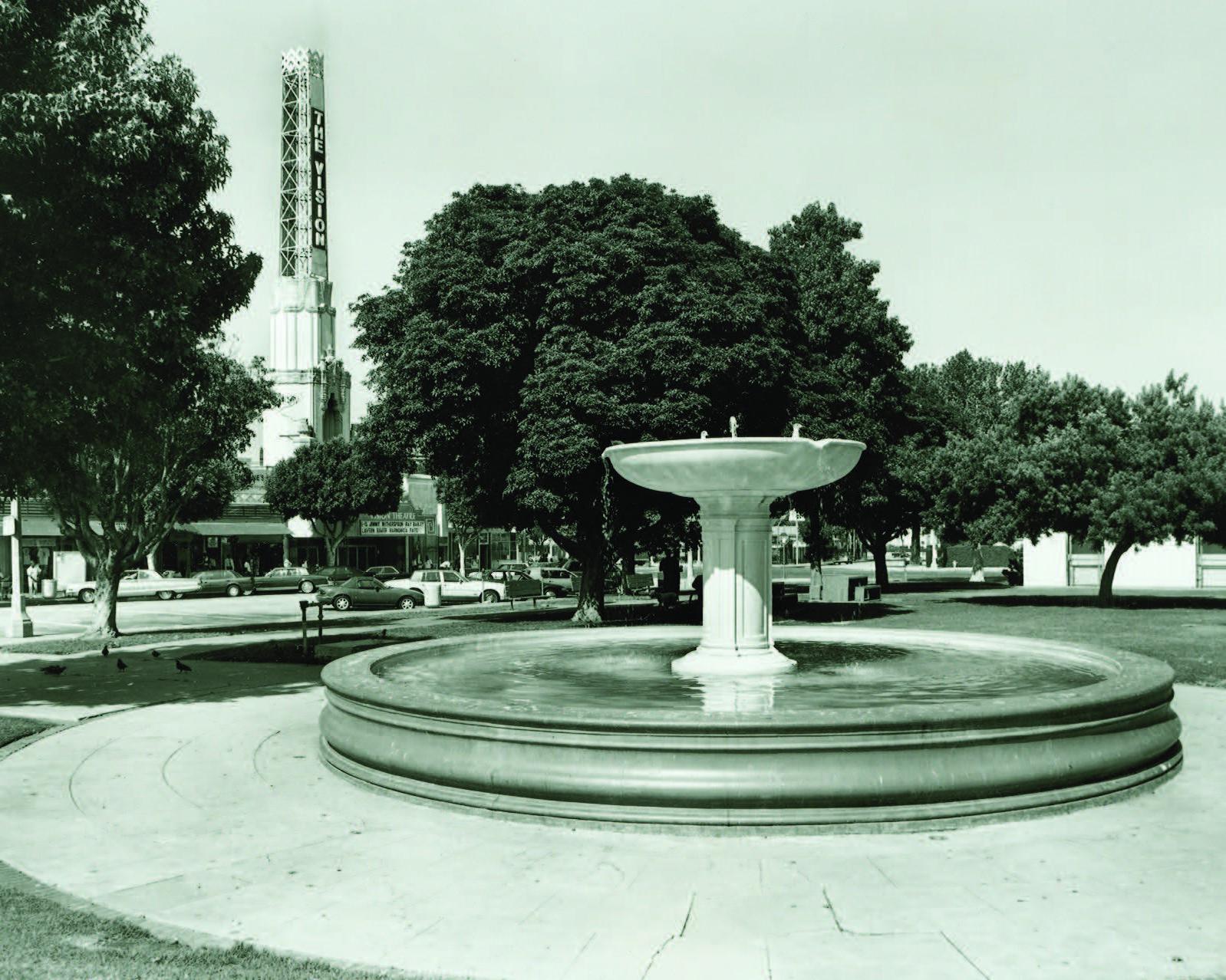 Leimert Plaza - PHOTO